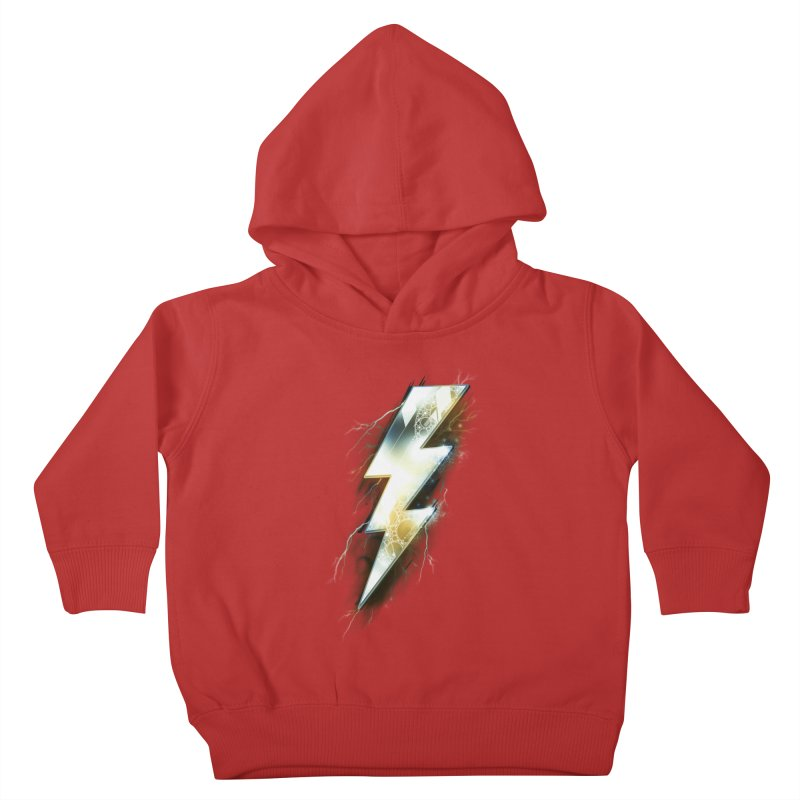 Night of Thunder Kids Toddler Pullover Hoody by alnavasord's Artist Shop