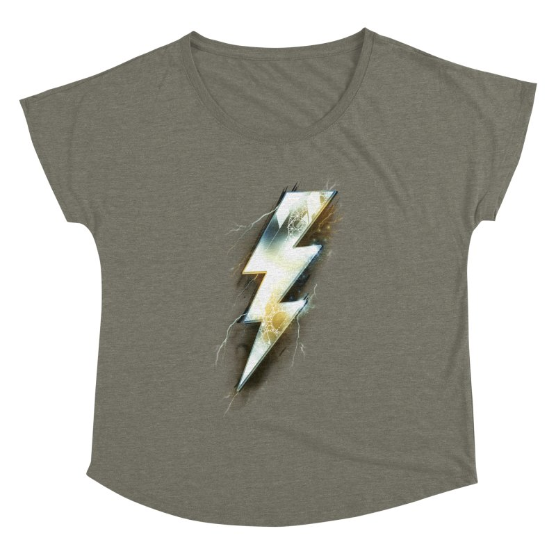Night of Thunder Women's Dolman by alnavasord's Artist Shop