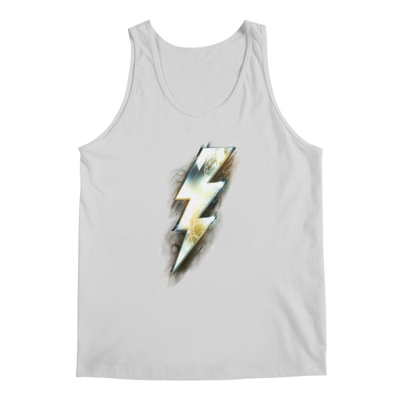 Night of Thunder Men's Tank by alnavasord's Artist Shop