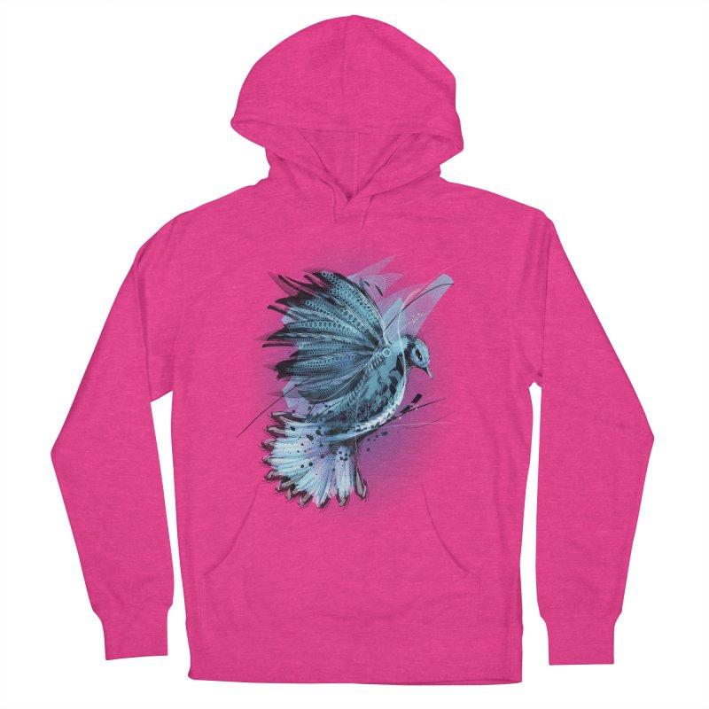 BlueJay Men's Pullover Hoody by alnavasord's Artist Shop