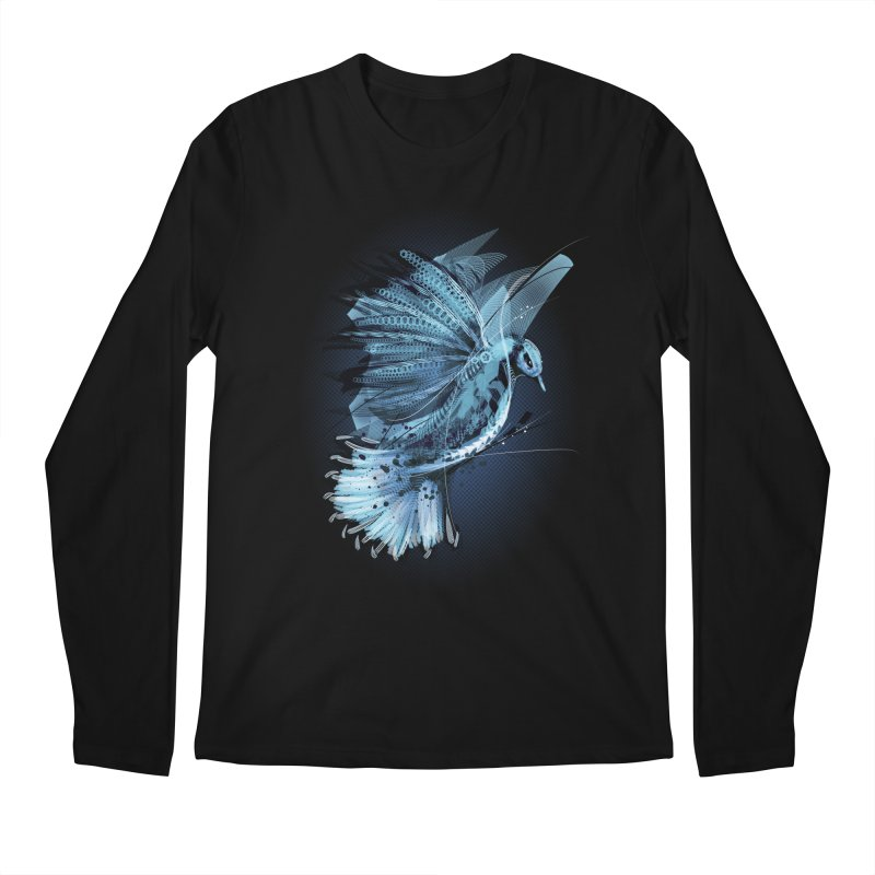 BlueJay Men's Longsleeve T-Shirt by alnavasord's Artist Shop