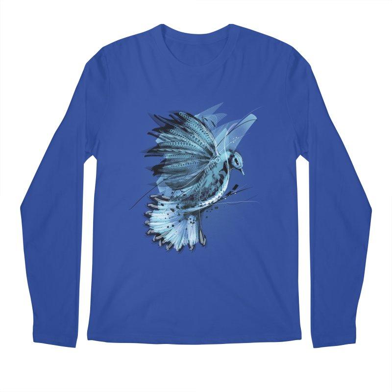 BlueJay Men's Longsleeve T-Shirt by alnavasord's Artist Shop
