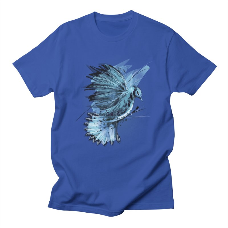 BlueJay Men's T-shirt by alnavasord's Artist Shop