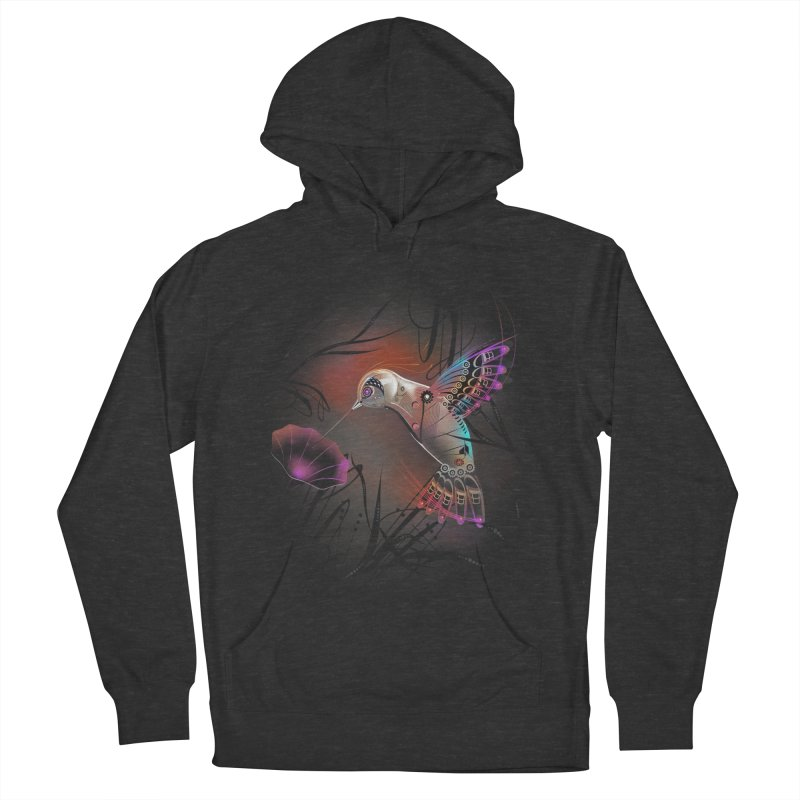 Cyborg Nature Men's Pullover Hoody by alnavasord's Artist Shop