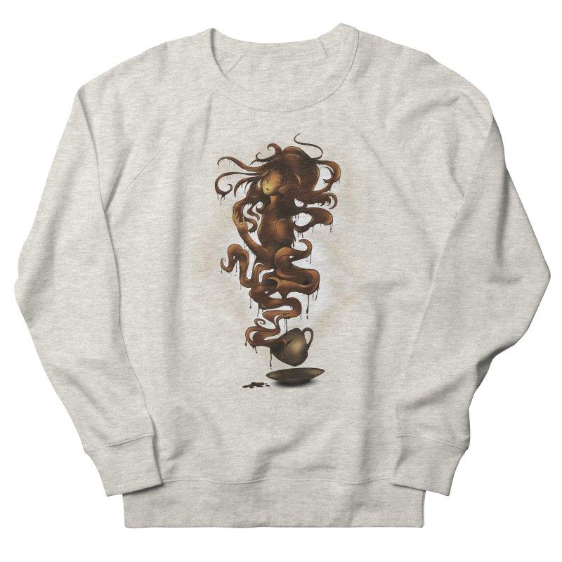 a cup of coffee Women's Sweatshirt by alnavasord's Artist Shop