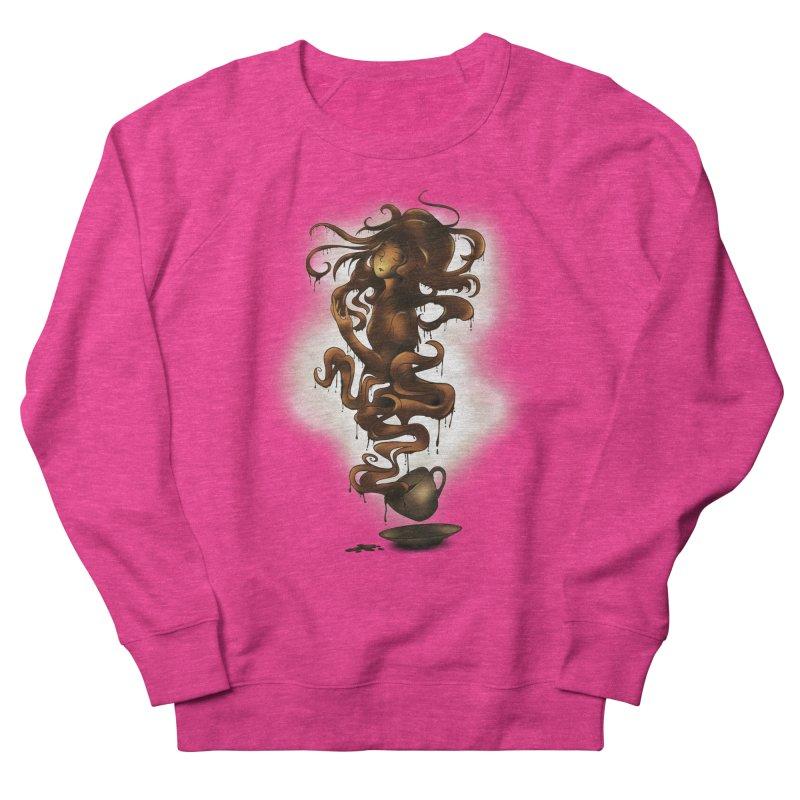 a cup of coffee Men's Sweatshirt by alnavasord's Artist Shop