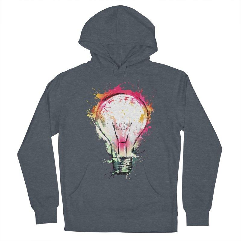 Splash Ideas Men's Pullover Hoody by alnavasord's Artist Shop