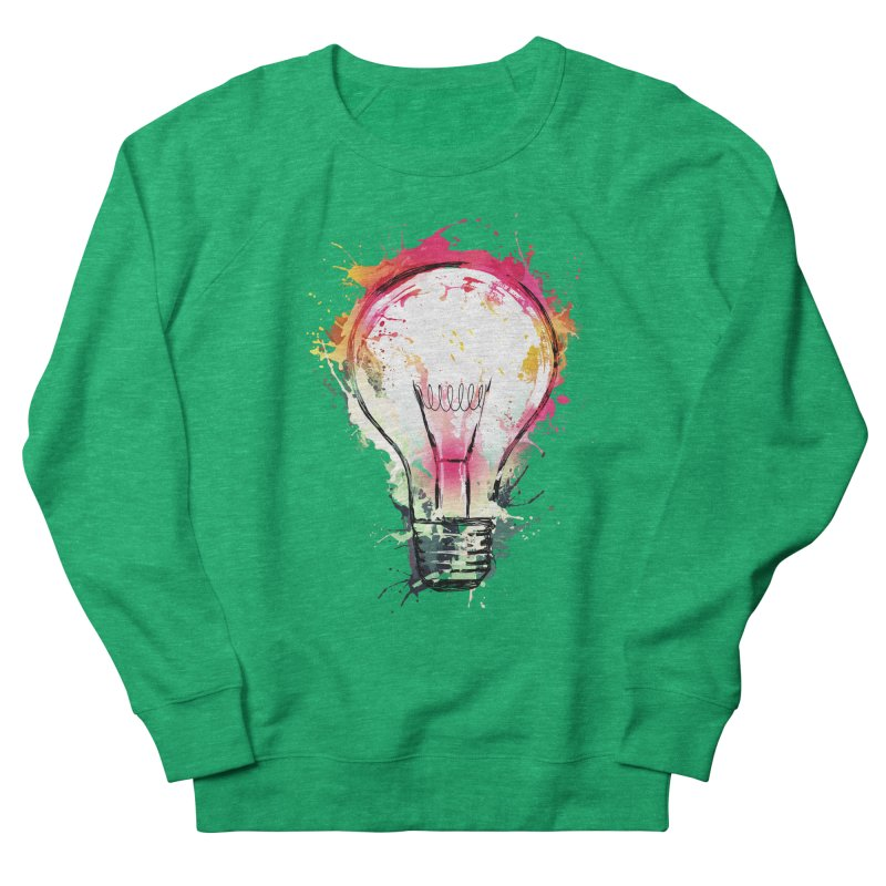 Splash Ideas Men's Sweatshirt by alnavasord's Artist Shop