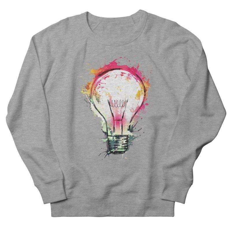 Splash Ideas Men's Sweatshirt by alnavasord's Artist Shop