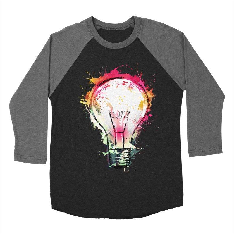 Splash Ideas Women's Baseball Triblend T-Shirt by alnavasord's Artist Shop