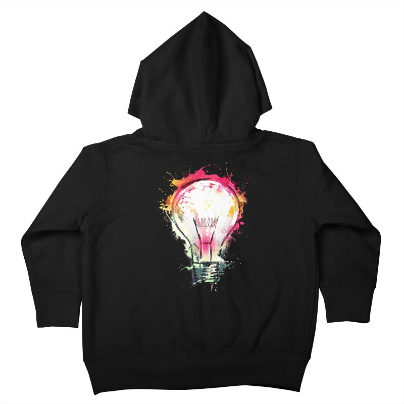 Splash Ideas Kids Toddler Zip-Up Hoody by alnavasord's Artist Shop