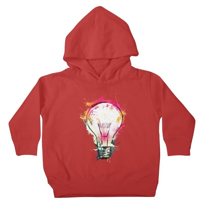 Splash Ideas Kids Toddler Pullover Hoody by alnavasord's Artist Shop