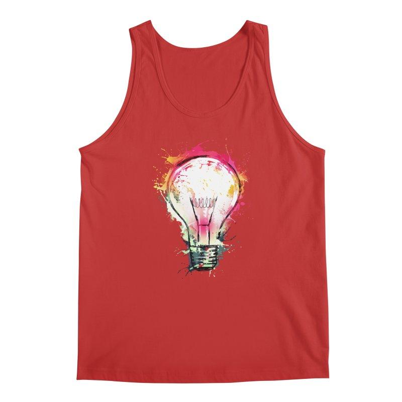 Splash Ideas Men's Tank by alnavasord's Artist Shop