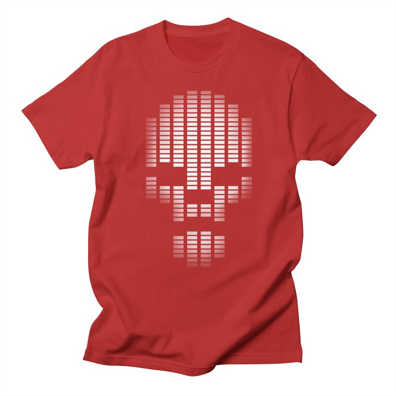 Equalizer Men's T-shirt by alnavasord's Artist Shop