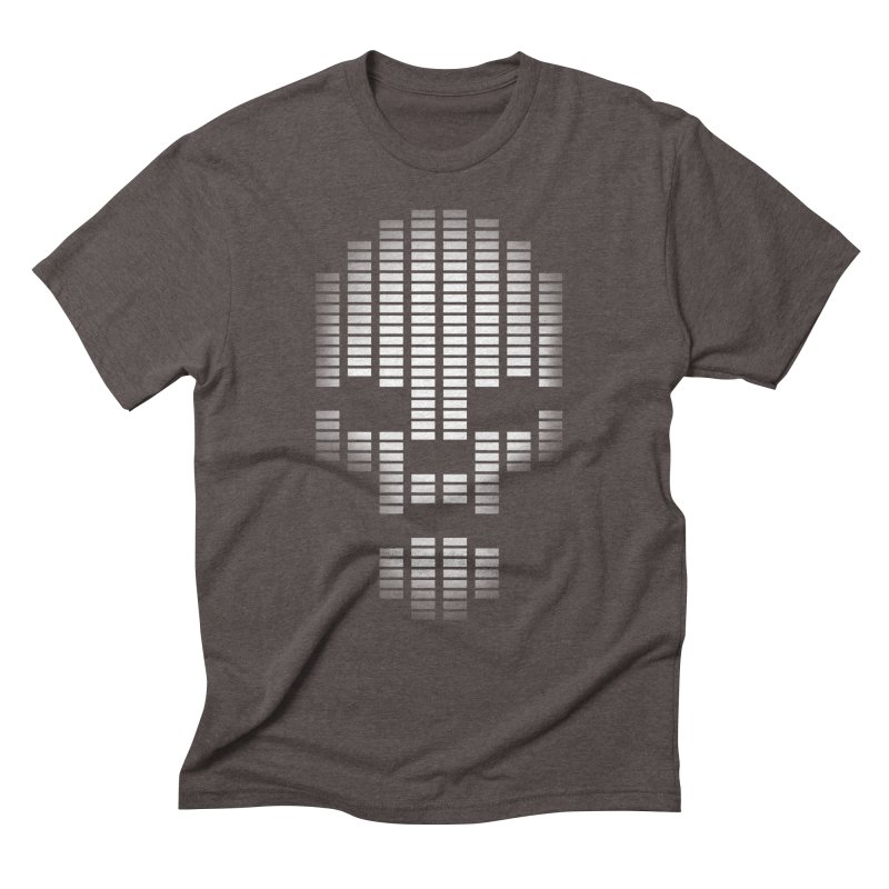 Equalizer Men's Triblend T-Shirt by alnavasord's Artist Shop