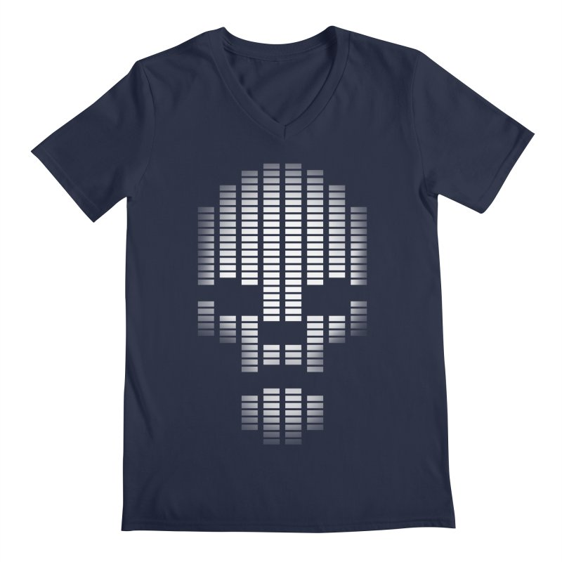Equalizer Men's V-Neck by alnavasord's Artist Shop