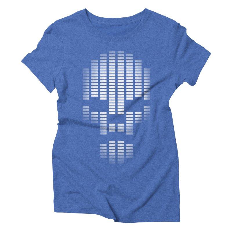 Equalizer Women's Triblend T-shirt by alnavasord's Artist Shop