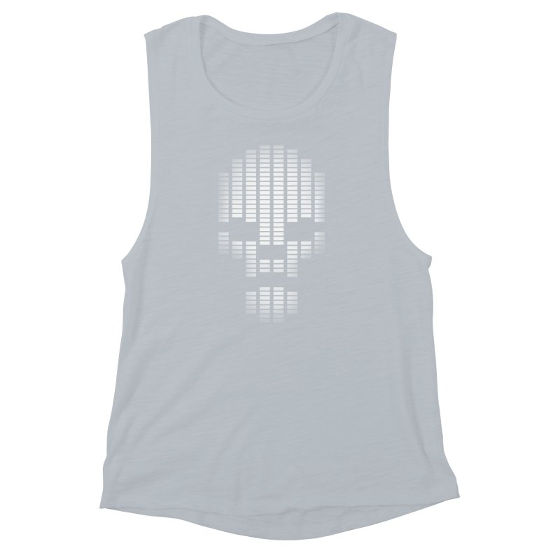 Equalizer Women's Muscle Tank by alnavasord's Artist Shop