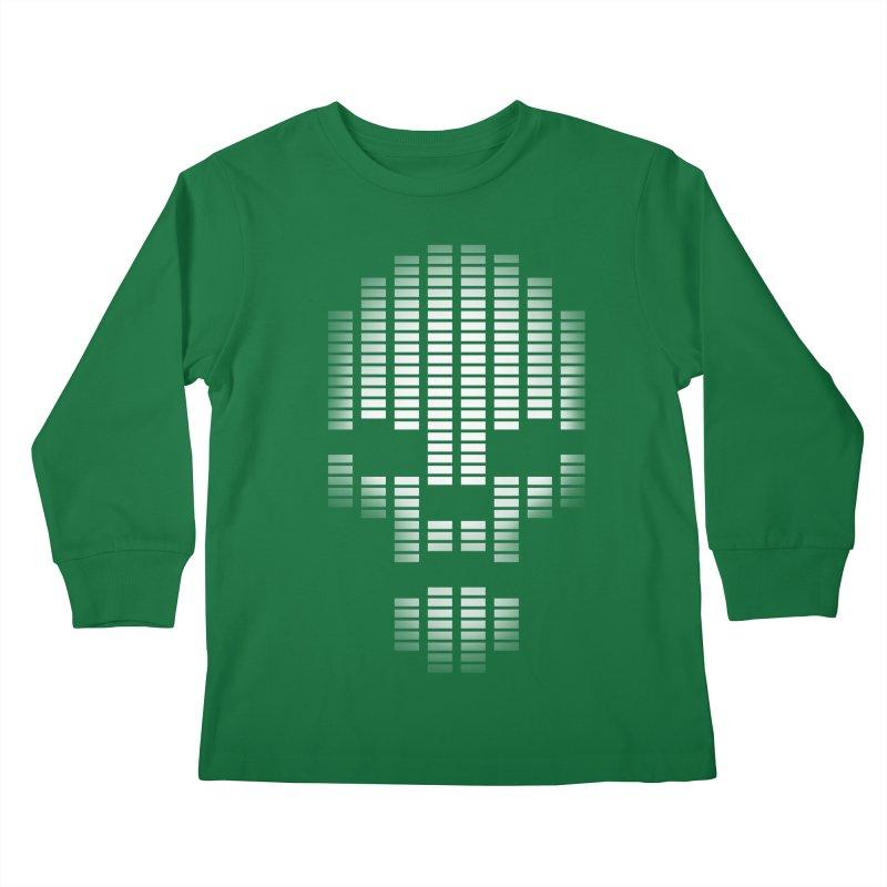 Equalizer Kids Longsleeve T-Shirt by alnavasord's Artist Shop