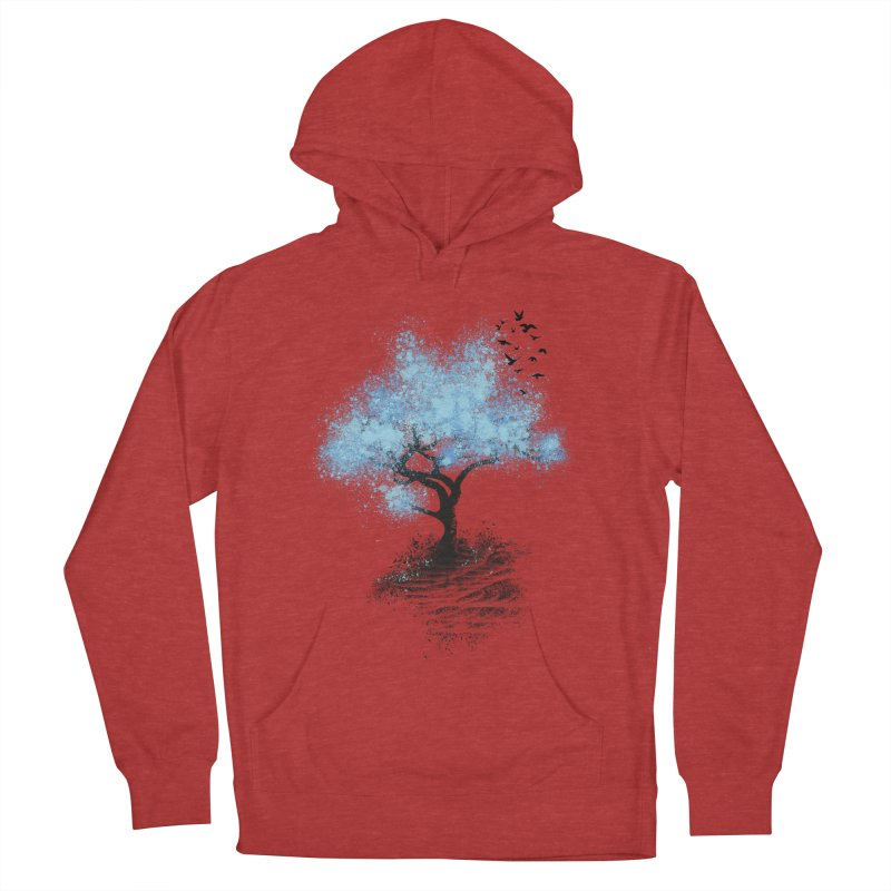leaving home Men's Pullover Hoody by alnavasord's Artist Shop