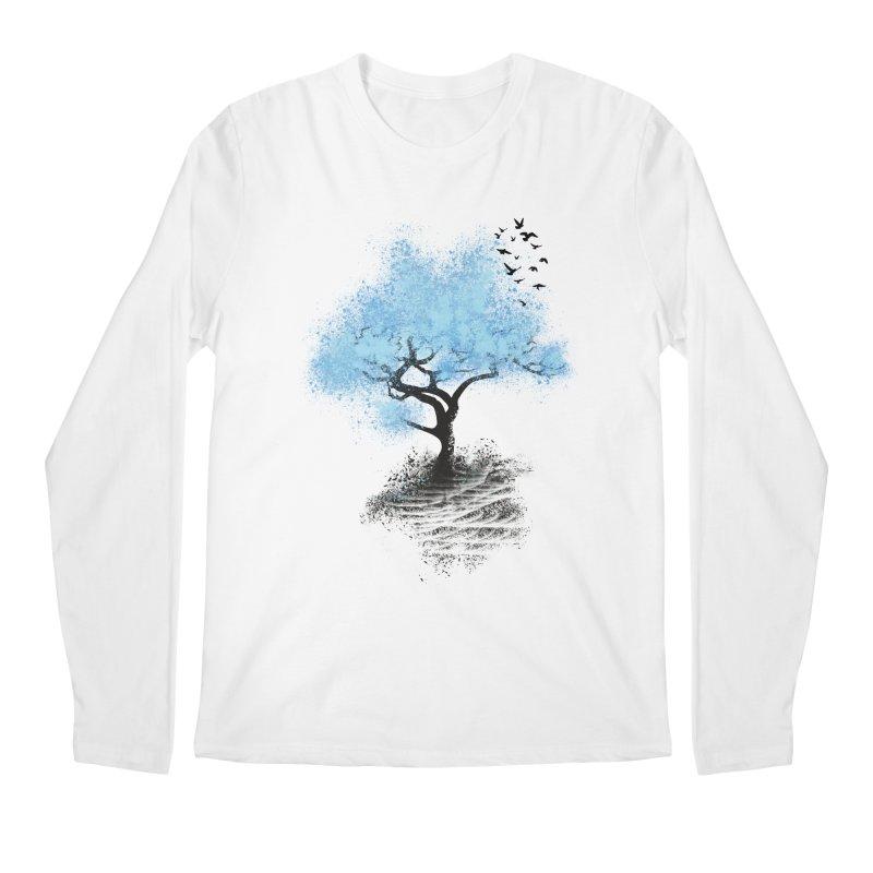 leaving home Men's Longsleeve T-Shirt by alnavasord's Artist Shop