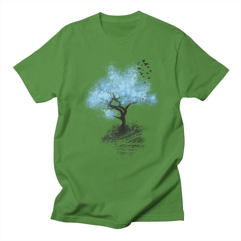 leaving home Men's T-Shirt by alnavasord's Artist Shop