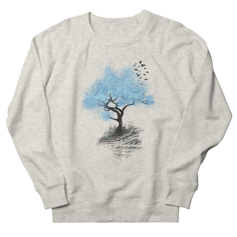 leaving home Men's Sweatshirt by alnavasord's Artist Shop