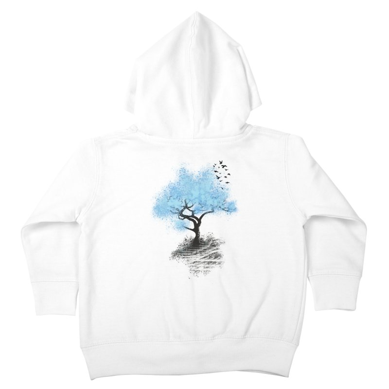 leaving home Kids Toddler Zip-Up Hoody by alnavasord's Artist Shop