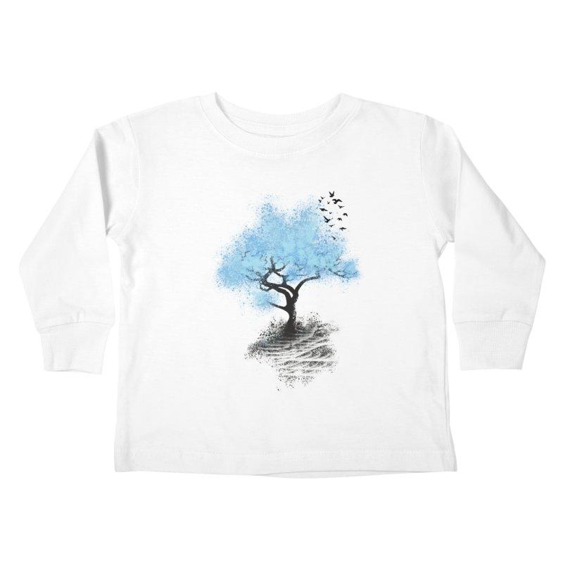 leaving home Kids Toddler Longsleeve T-Shirt by alnavasord's Artist Shop