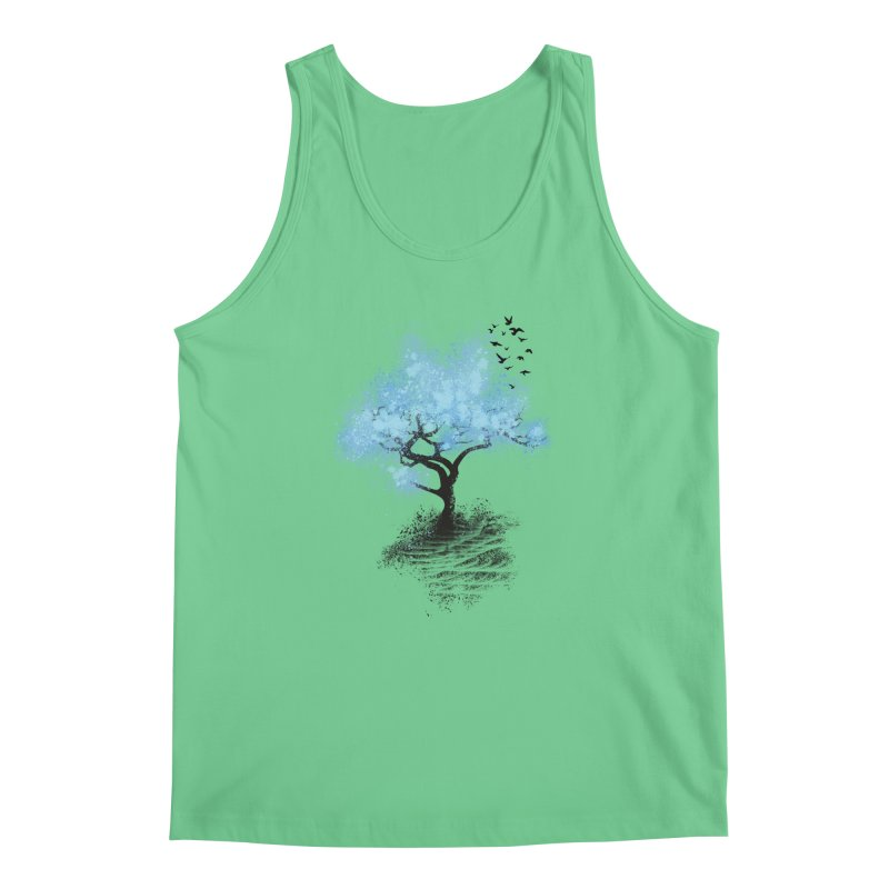 leaving home Men's Tank by alnavasord's Artist Shop