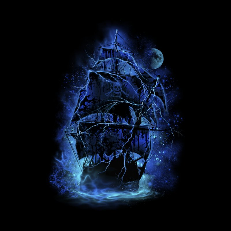 Pirate Storm by alnavasord's Artist Shop