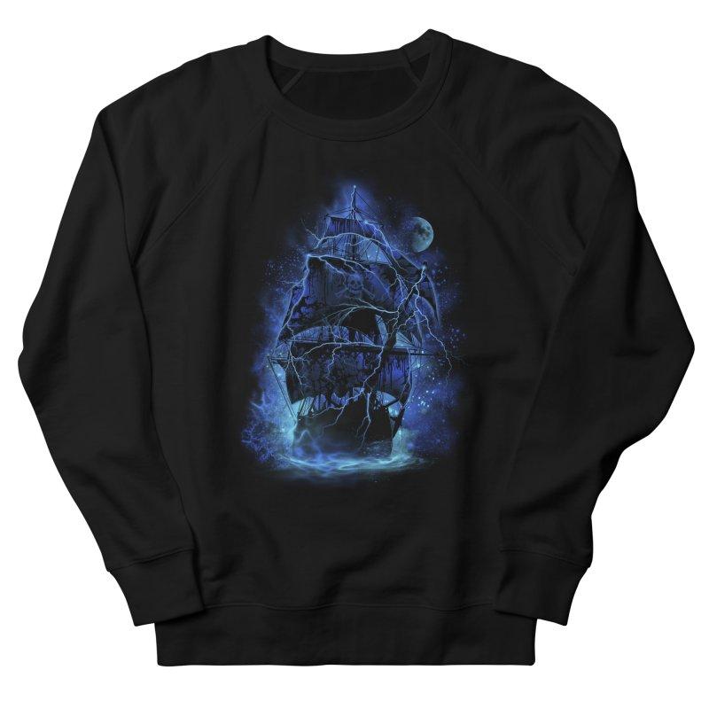 Pirate Storm Women's Sweatshirt by alnavasord's Artist Shop