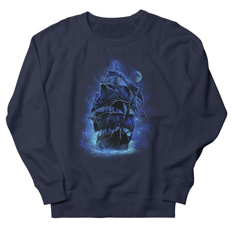 Pirate Storm Men's Sweatshirt by alnavasord's Artist Shop