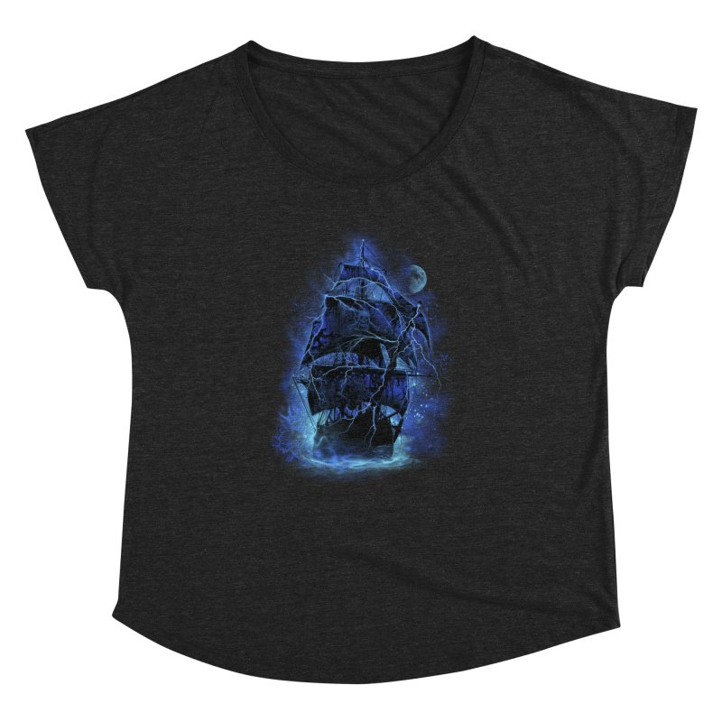 Pirate Storm Women's Dolman by alnavasord's Artist Shop