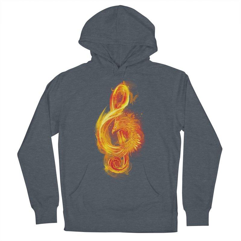 Music Reborn Men's Pullover Hoody by alnavasord's Artist Shop