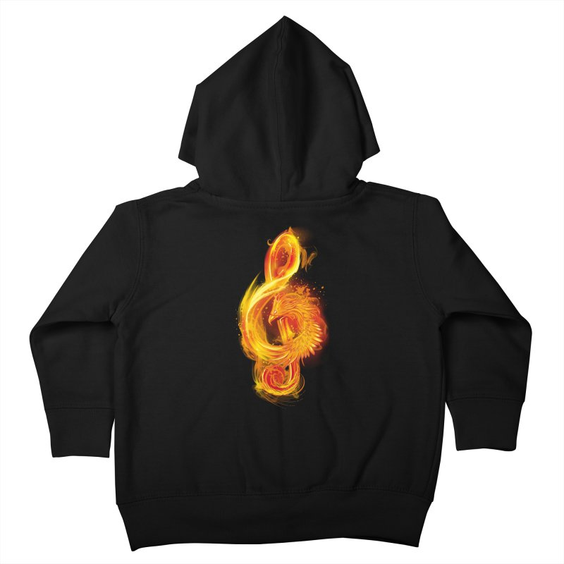 Music Reborn Kids Toddler Zip-Up Hoody by alnavasord's Artist Shop