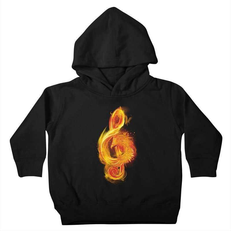 Music Reborn Kids Toddler Pullover Hoody by alnavasord's Artist Shop
