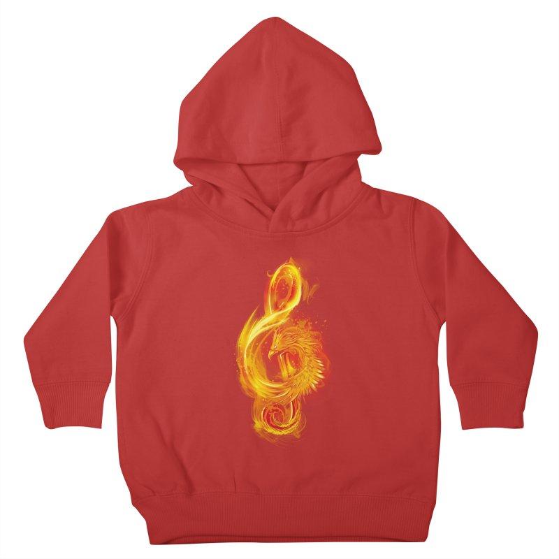 Music Reborn Kids Toddler Pullover Hoody by alnavasord's Artist Shop