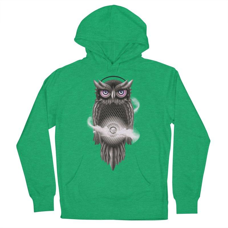 Chimera Night Men's Pullover Hoody by alnavasord's Artist Shop