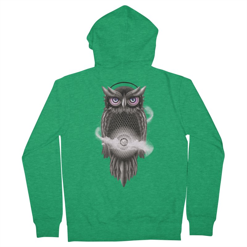 Chimera Night Women's Zip-Up Hoody by alnavasord's Artist Shop