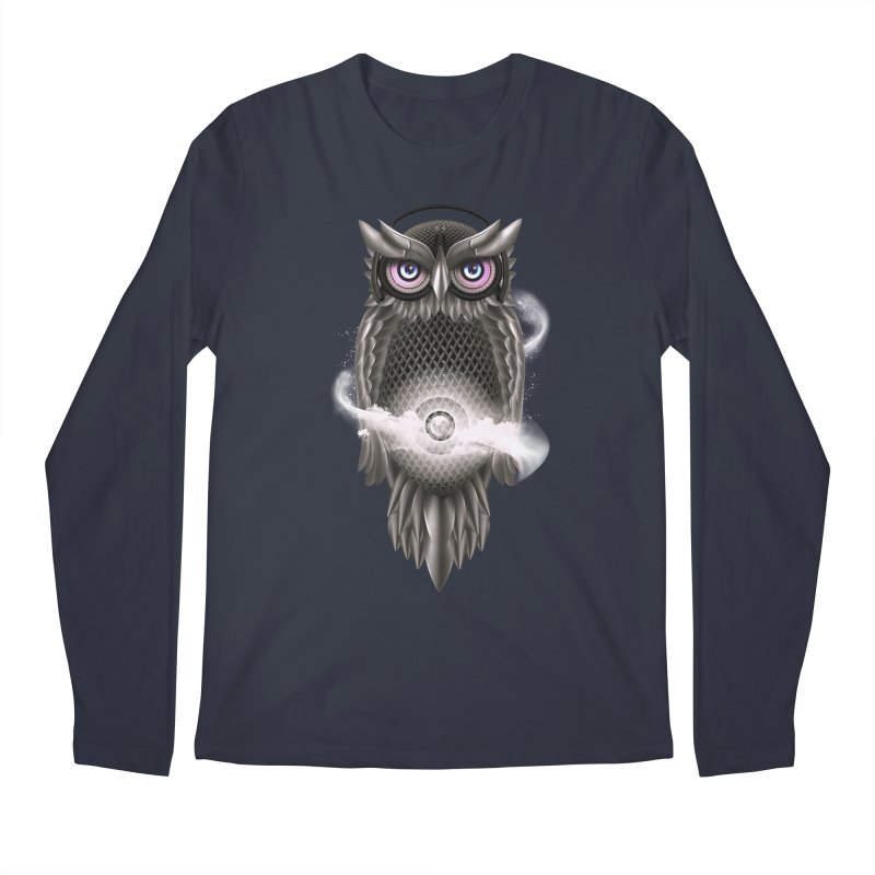 Chimera Night Men's Longsleeve T-Shirt by alnavasord's Artist Shop