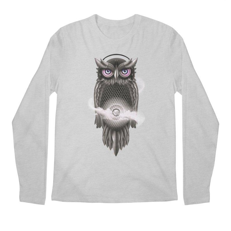 Chimera Night Men's Longsleeve T-Shirt by alnavasord's Artist Shop