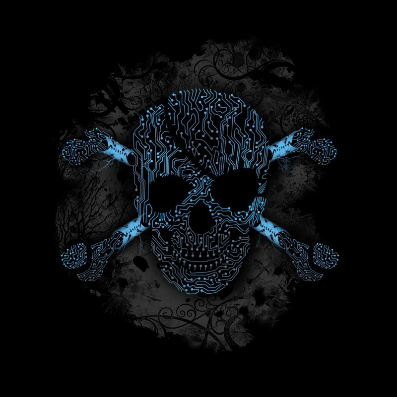 cyber Pirate None  by alnavasord's Artist Shop