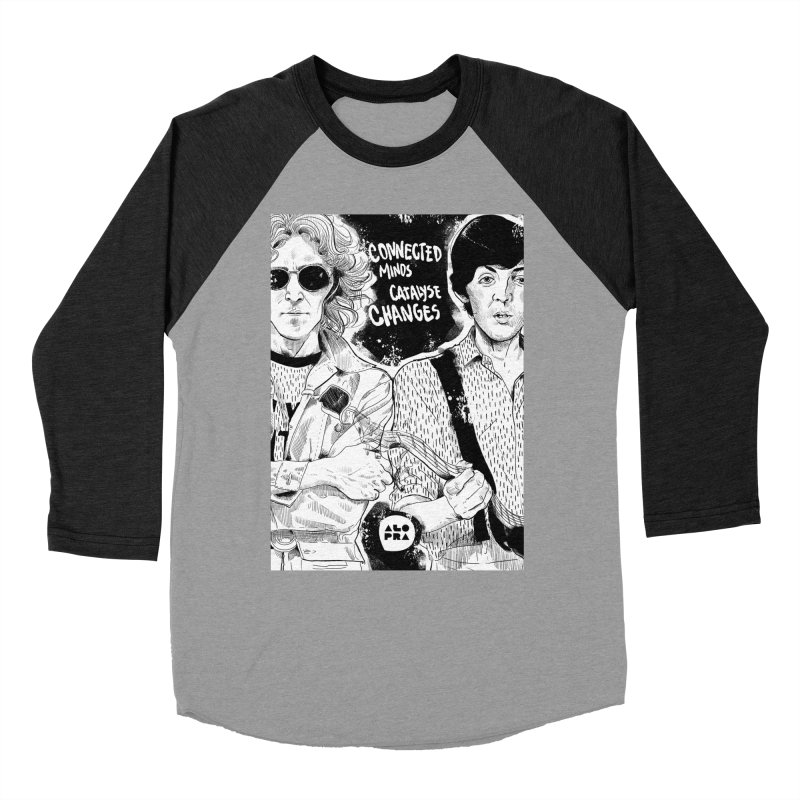 Alopra`s John and Paul | Connected Minds Catalyse Changes Men's Longsleeve T-Shirt by Alopra's Shop