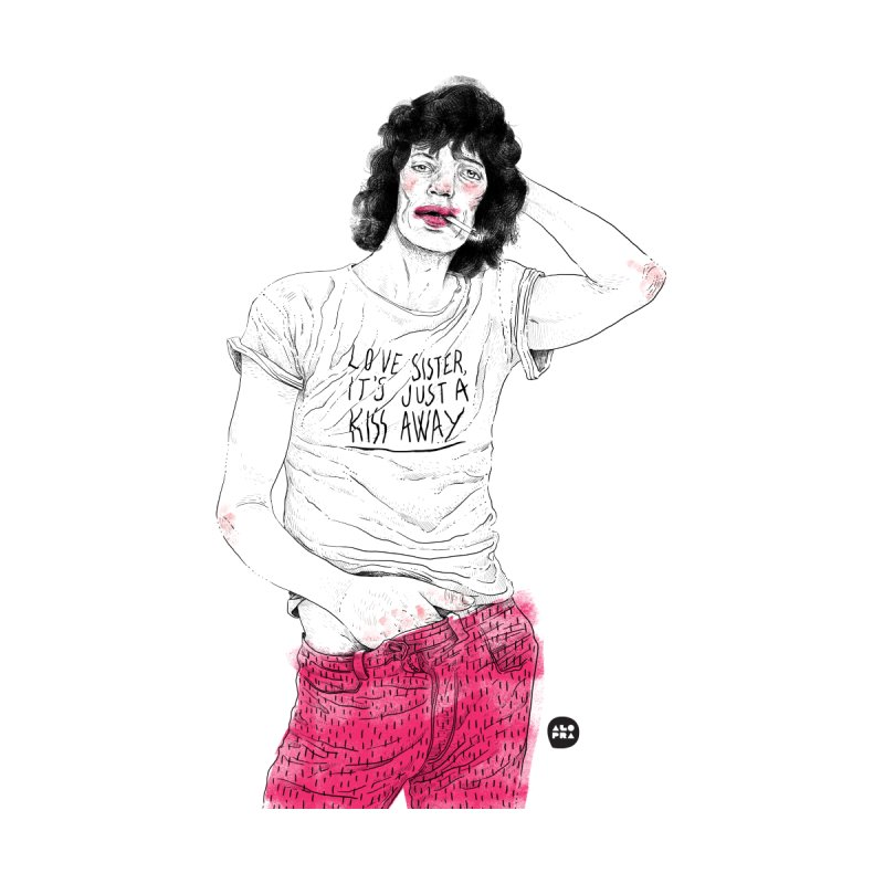 Alopra Studio`s Mick Jagger by Alopra's Shop