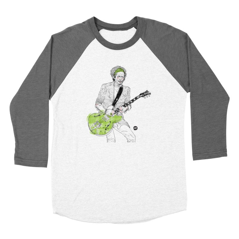 Alopra Studio`s Keith Richards Women's Longsleeve T-Shirt by Alopra's Shop