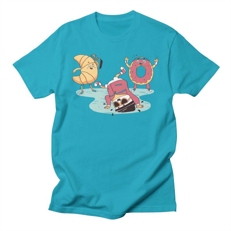 Coffee Break! Men's T-Shirt by Alpacaramba!