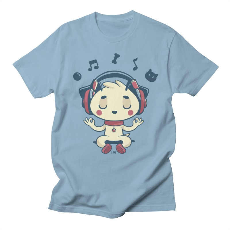 MUSIC IS FOR EVERYBODY! Men's T-shirt by Alpacaramba!