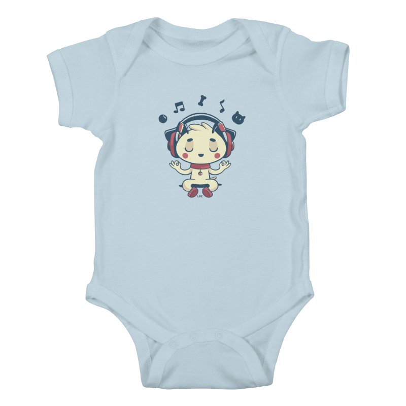 MUSIC IS FOR EVERYBODY! Kids Baby Bodysuit by Alpacaramba!