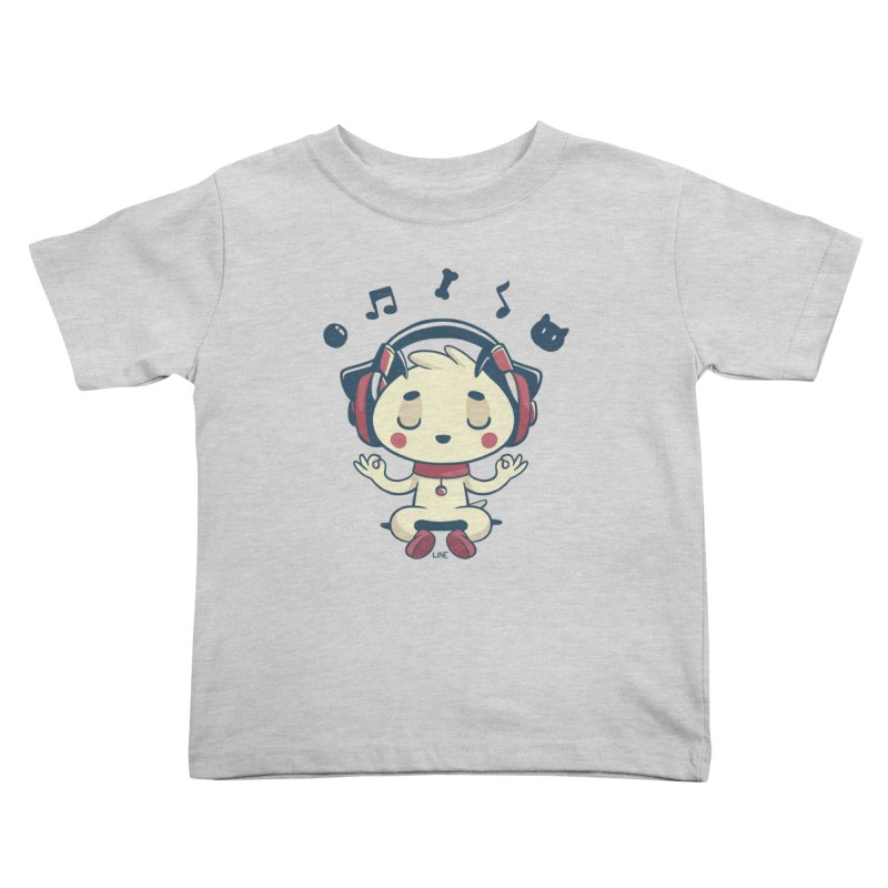 MUSIC IS FOR EVERYBODY! Kids Toddler T-Shirt by Alpacaramba!